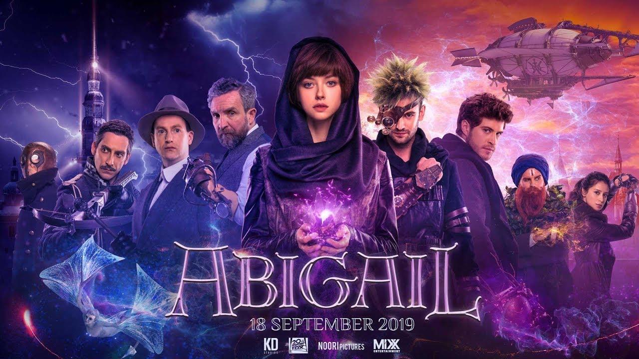 Sinopsis Film Abigail (2019)