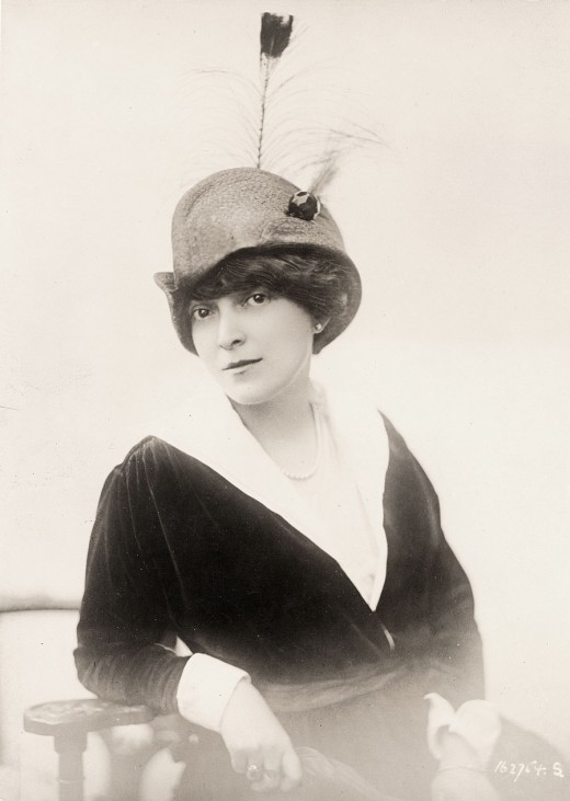 Women's Hats, 1913-1915 ~ vintage everyday