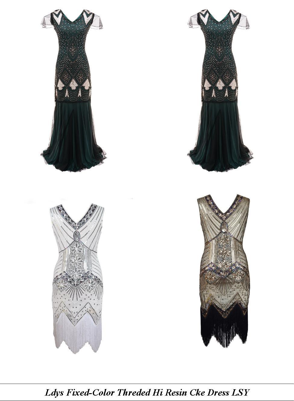 Lack Strapless Dress Midi - W Clothing Shop - Pakistani Party Dresses Online Uk