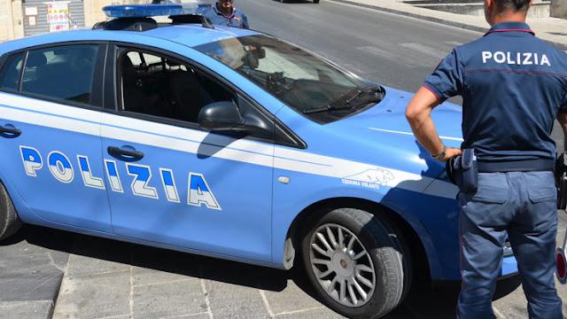 Cerignola, la Polizia effettua controlli e perquisizioni. I fatti