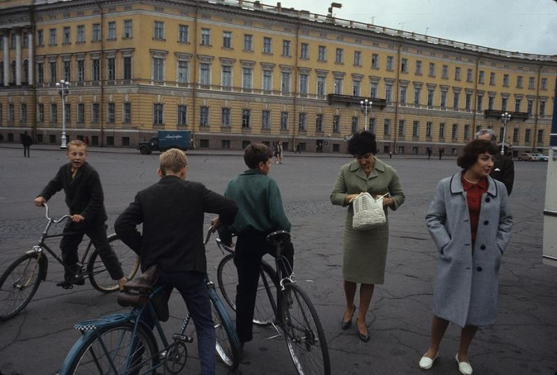 Life In Russia In The 1960s Vintage Everyday