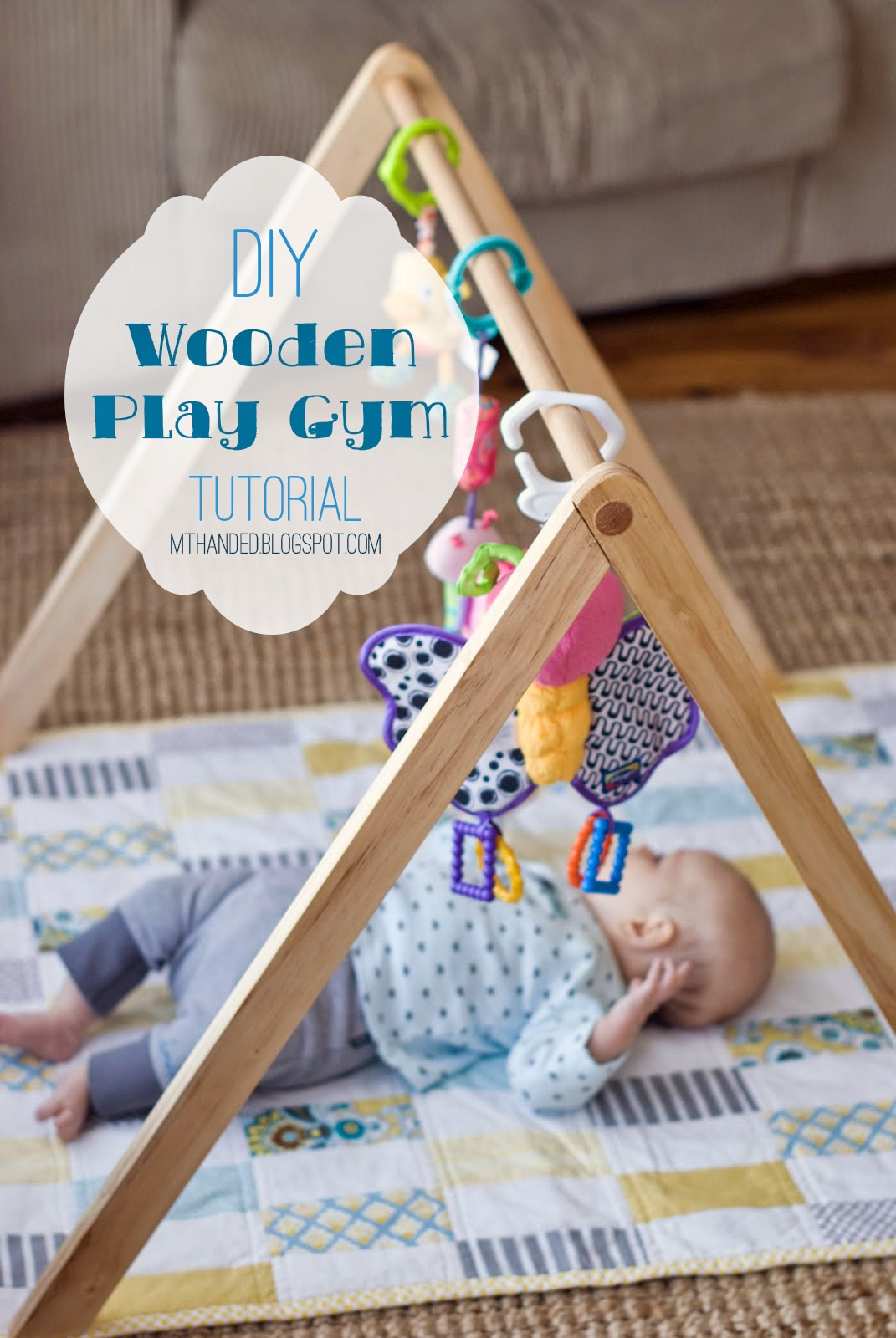 Cute Wooden Baby Gym To Diy Children Baby Kinderzimmer Baby Getting Ready For A Baby 22 Diy Projects To Craft For