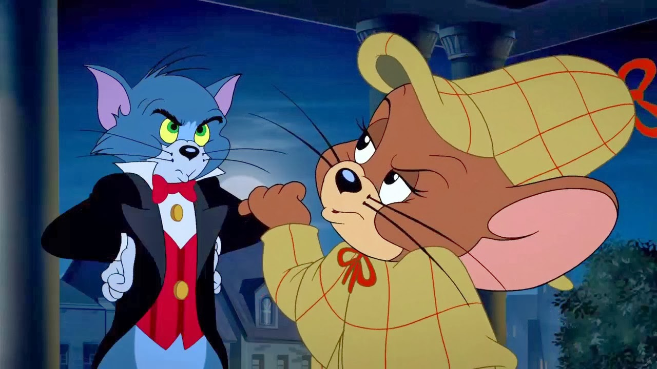 full movie of tom and jerry meet sherlock holmes