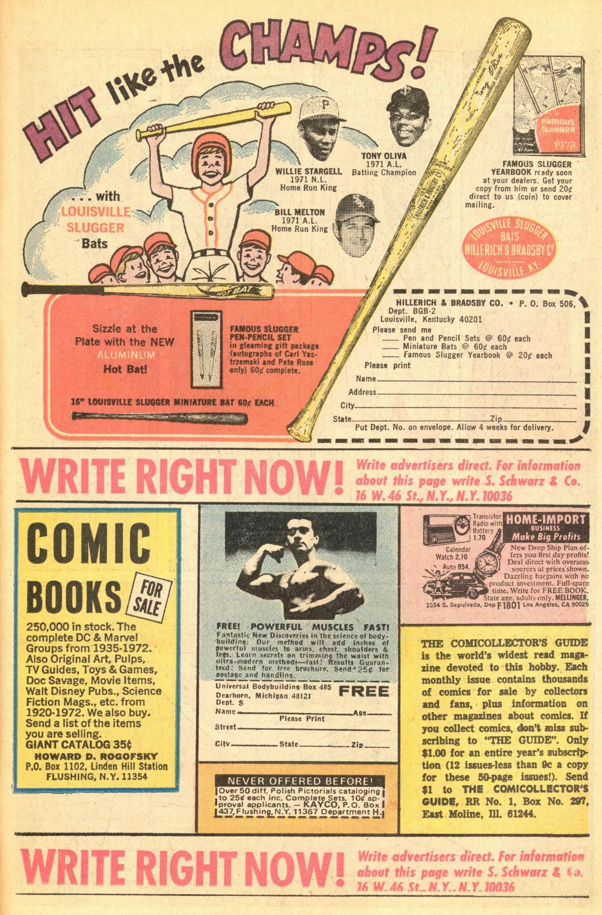 Detective Comics (1937) 423 Page 32