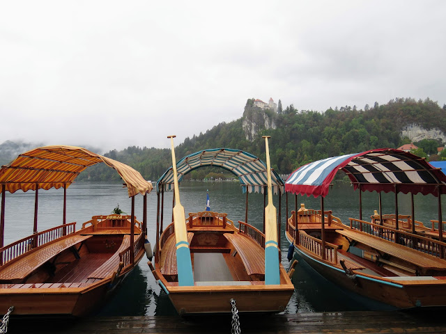 Things to do in Lake bled: Take a Pletna boat ride to Bled Island
