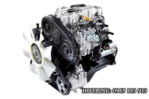 Động cơ hyundai H100