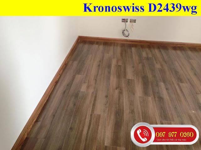 Sàn gỗ Kronoswiss D2439wg