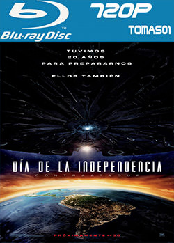 Día de la Independencia 2: Contraataque (2016) BRRip 720p