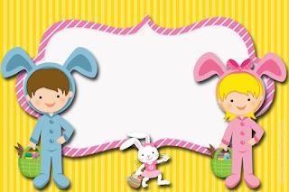 Easter Babies: Free Printable Mini Kit.