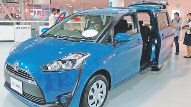 Mobill Murah, sangat Irit dan Mewah banget sudah bisa di dapatkan di Aceh Toyota Sienta
