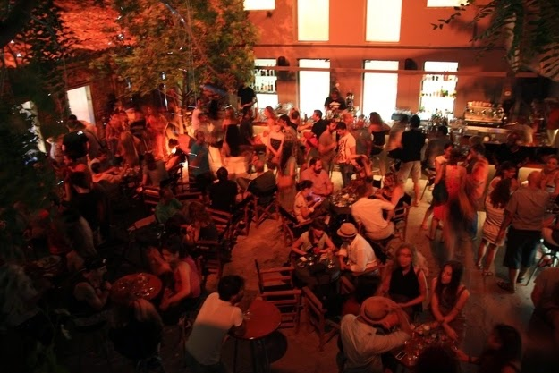 23. Athens' nightlife goes on till the wee hours every day of the week. (Metamatic:taf art space and bar.) - 49 Reasons To Love Hellas (Greece)