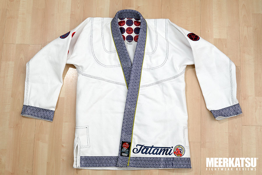 Tatami Mike Fowler Signature BJJ Gi Brazilian Jiu Jitsu Kimono Uniform NEW