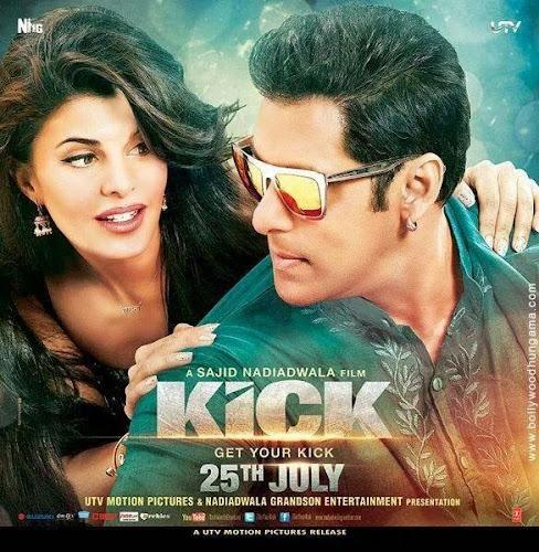 Kick (2014) Movie Poster No. 3