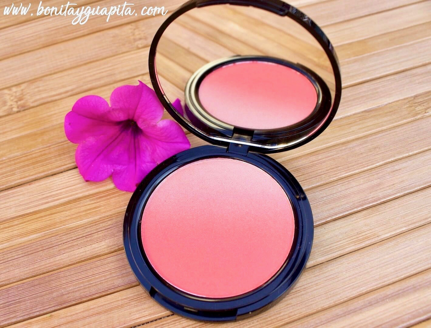 soft blush colorete ombre blush nyx