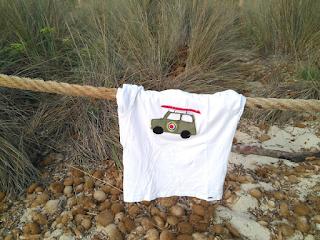 Camisetas hadmade