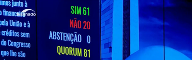 Senado aprova impeachment de Dilma, e Temer será efetivado presidente do Brasil