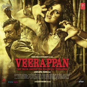 Veerappan (2016) Hindi Movie MP3 Songs Download