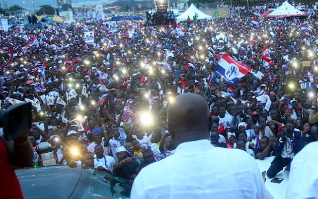 Nana Addo Akufo-Addo's Brong Ahafo Rally [Video]