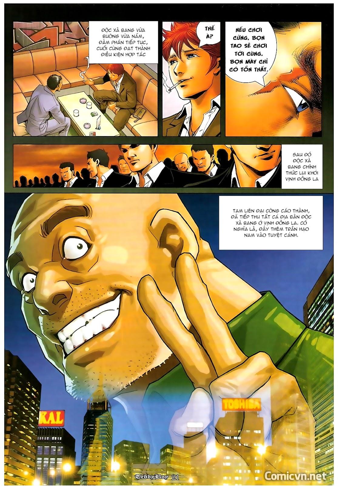 Người Trong Giang Hồ - Chapter 1208: Không nhìn lầm - Pic 18