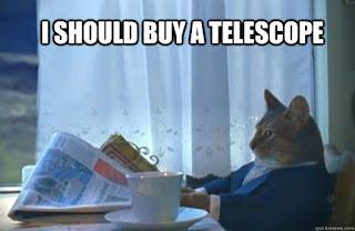 meme teleskop