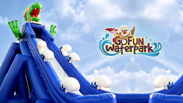 waterpark Go Fun Bojonegoro