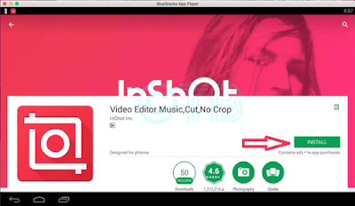 InShot Video Editor for PC