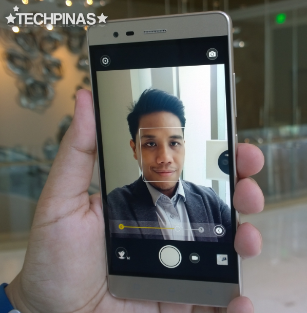 Lenovo Vibe K5 Note Selfie Camera
