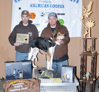 2018 Grand American Coon Hunt >> Lowcountry outdoors: 2018 Grand American Coon Hunt - Treeing Walker Wins