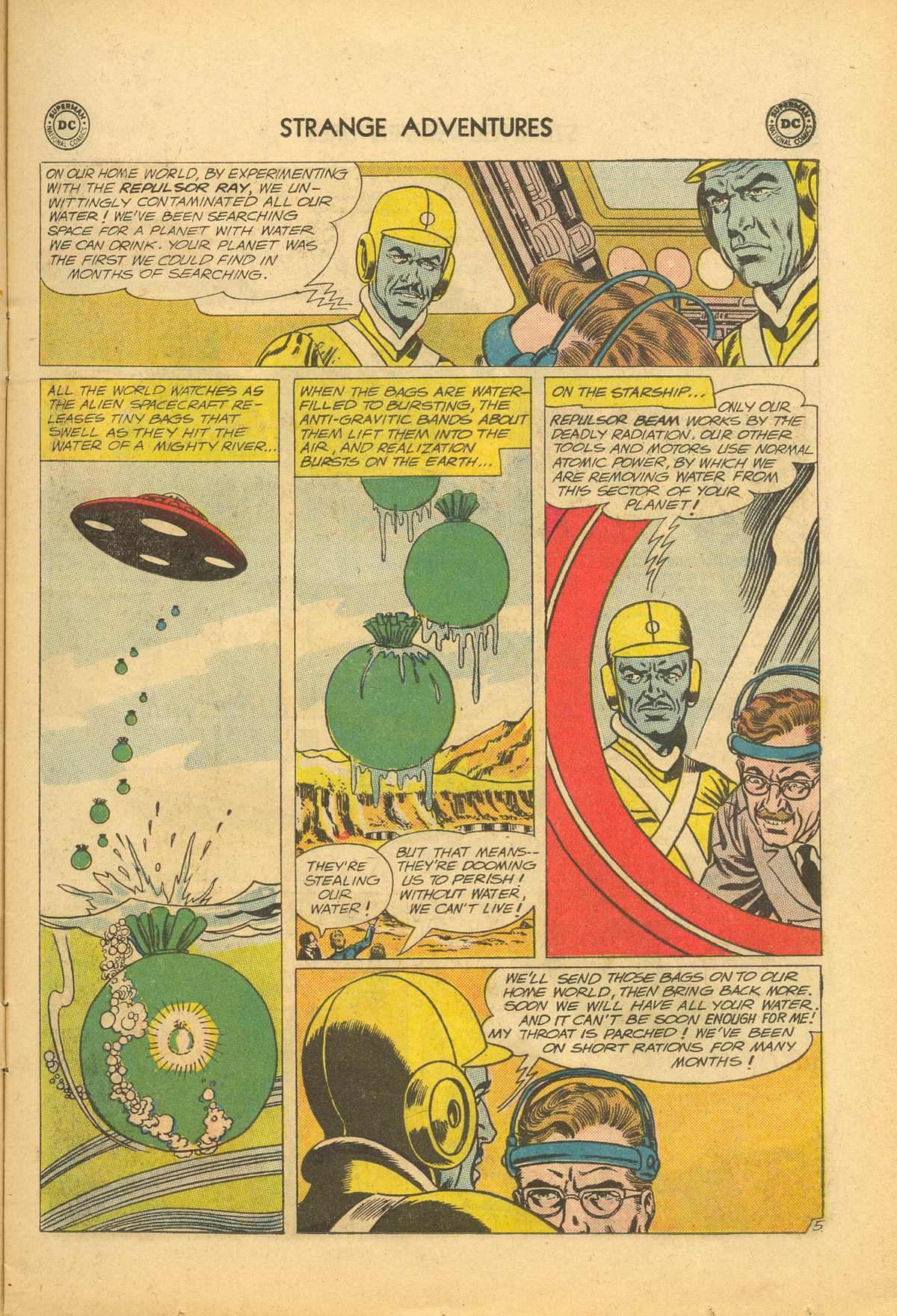 Strange Adventures (1950) issue 148 - Page 7