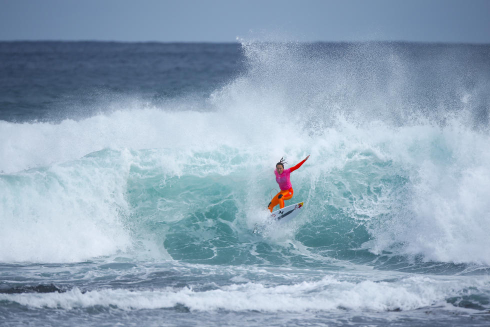 9 Carissa Moore Drug Aware Margaret River Pro Fotos WSL Kelly Cestari