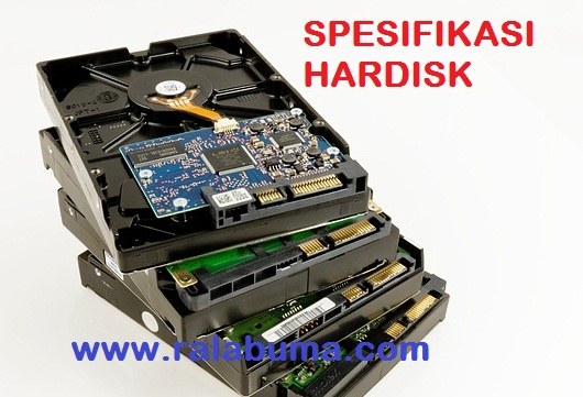 Mengenal Spesifikasi Hardisk Komputer