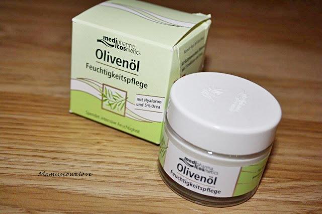 OLIVENOEL, krem nawilżający z olejkiem oliwkowym - Pharmatheiss Cosmetics Polska