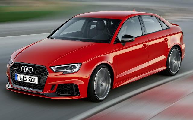 Audi A3 - 7º carro mais vendido da Alemanha