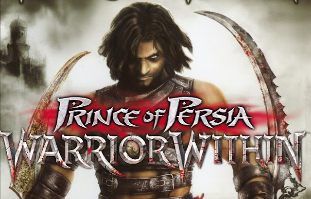 Prince of Persia - Warrior within Portada