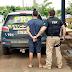 Motorista é preso por dirigir embriagado na BR-226