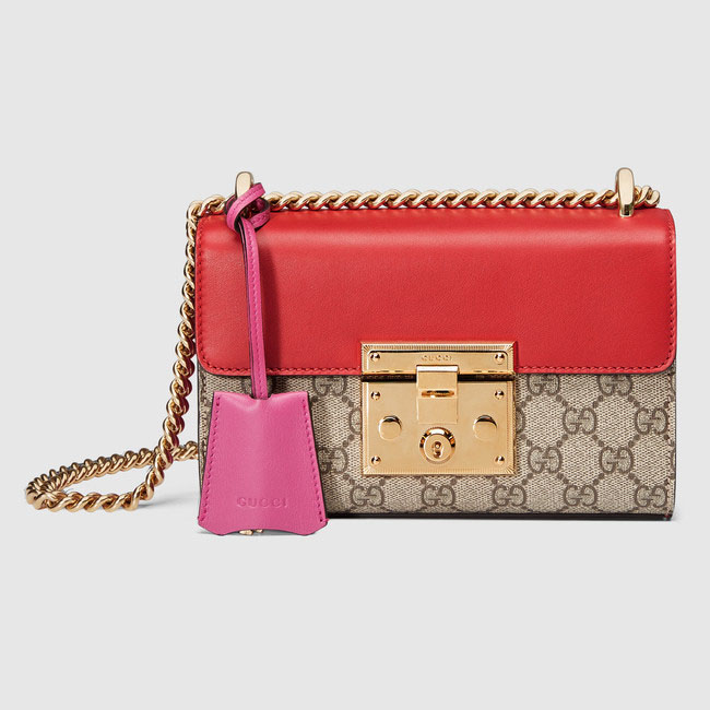 Eniwhere Fashion - Gucci Spring Summer 2016 - Padlock