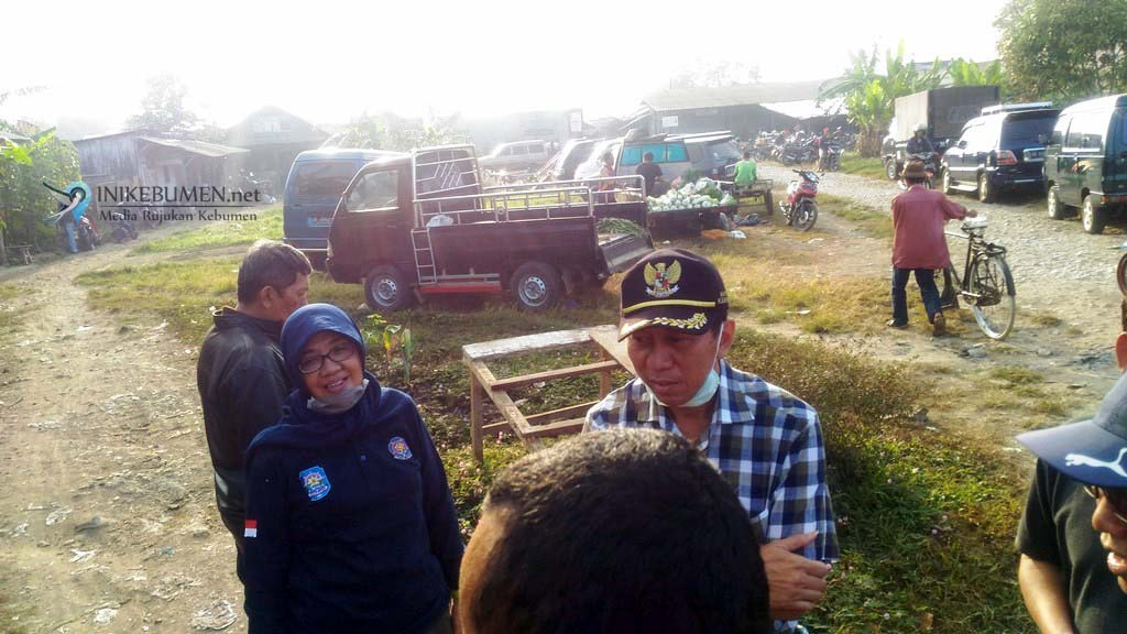 Pedagang Korban Kebakaran Pasar Wonokriyo Bakal Direlokasi di Belakang Pasar