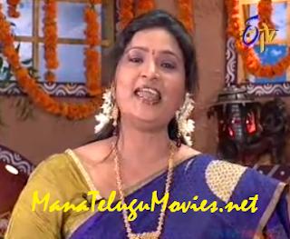 Vijayalaxmi in Abhiruchi -Ugadi Special