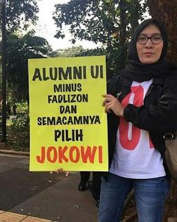 Netizen Bongkar Telak Oknum yang Ikut Aksi Alumni UI