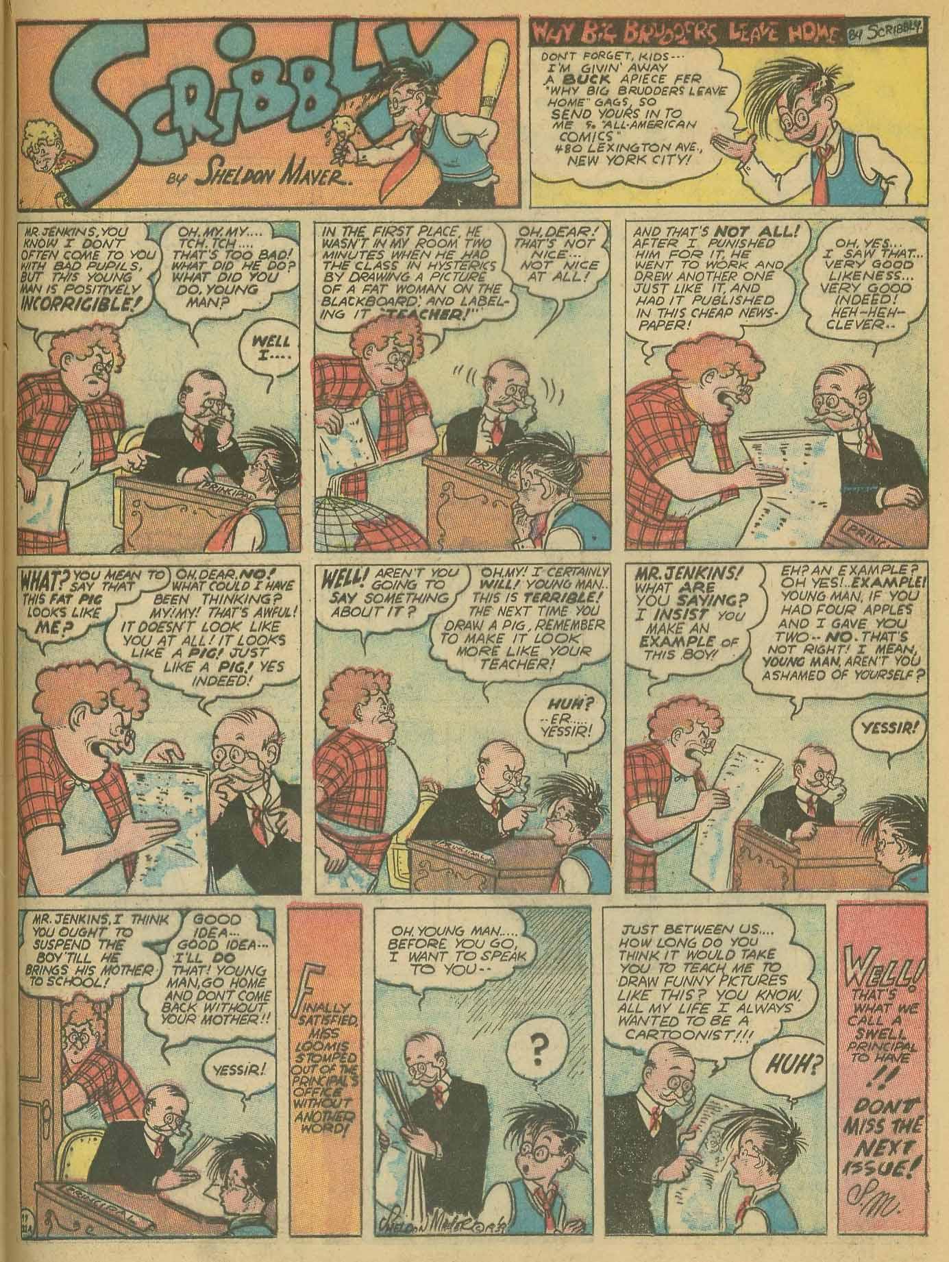 Read online All-American Comics (1939) comic -  Issue #8 - 51
