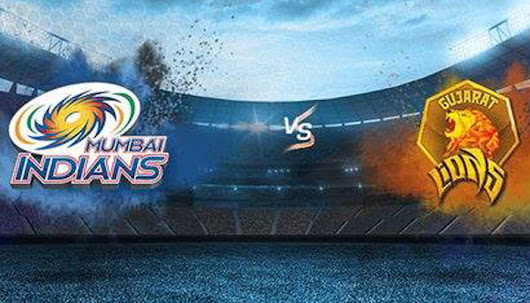 IPL 2017 MATCH (16) PREVIEW: MI vs GL — WHO WILL WIN?