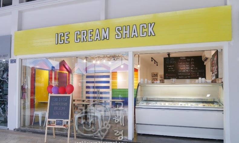 Ice-cream Shack