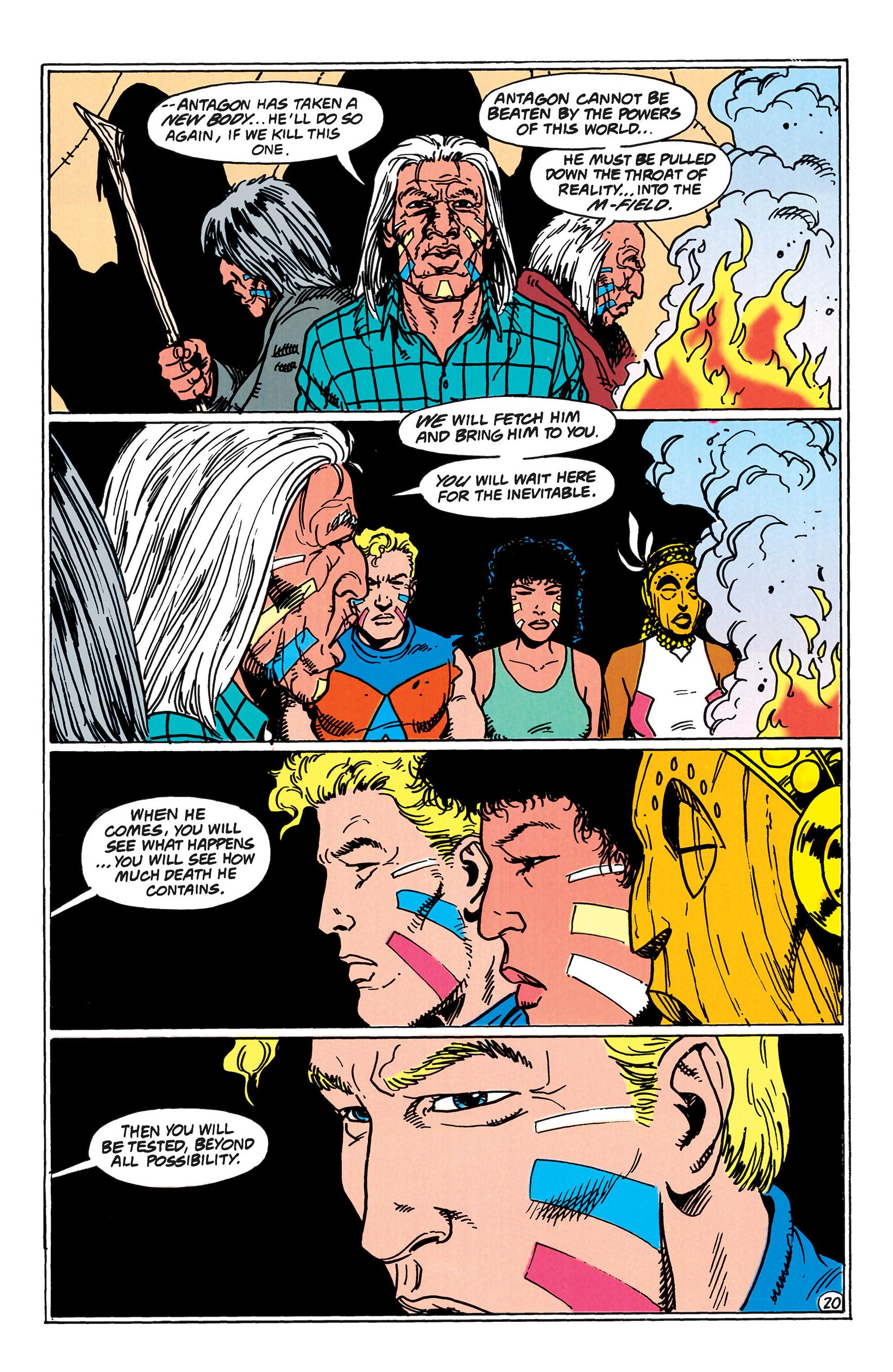 Read online Animal Man (1988) comic -  Issue #50 - 20