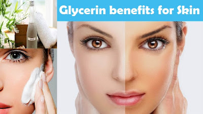 Glycerin benefits for Skin