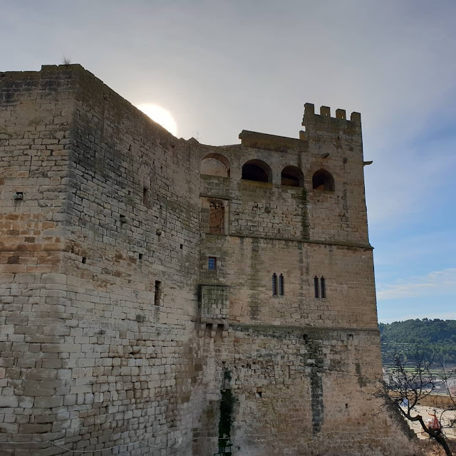 Castillo de Valderrobres desde otra perspectiva