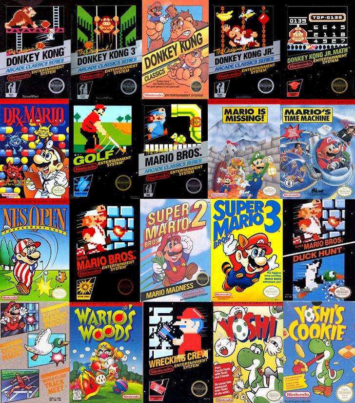 Download Emulator Nintendo (NES) Untuk PC dan Cara Memainkannya