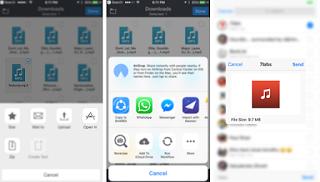 Cara Mengirim Musik di Whatsapp iPhone dengan Mudah