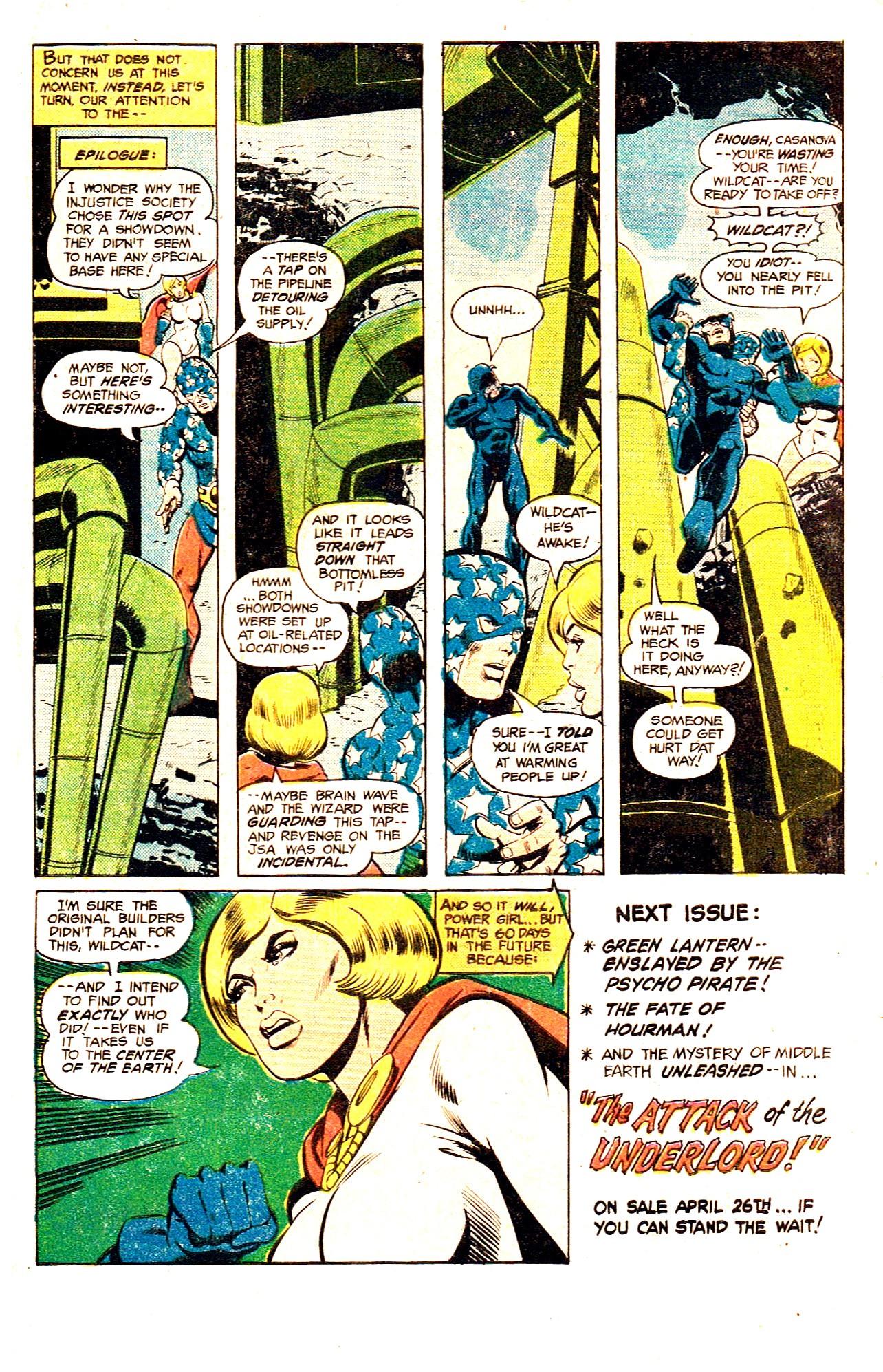 Read online All-Star Comics comic -  Issue #66 - 31