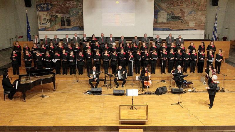 Αλεξανδρούπολη: Συναυλία - αφιέρωμα σε Έλληνες συνθέτες