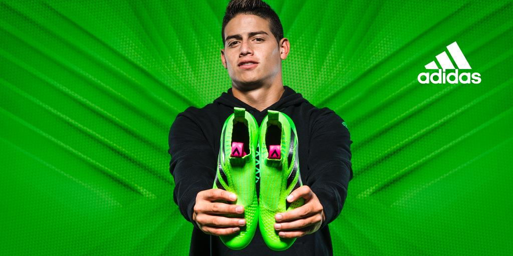 4a34a51823f Adidas Ace Face James Rodríguez Returns to Adidas Ace - cheap soccer ...